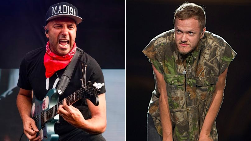 Tom Morello and Dan Reynolds new song