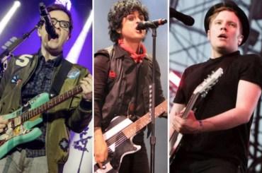 "Green Day, Fall Out Boy, Weezer Reschedule ""Hella Mega Tour"" Dates"