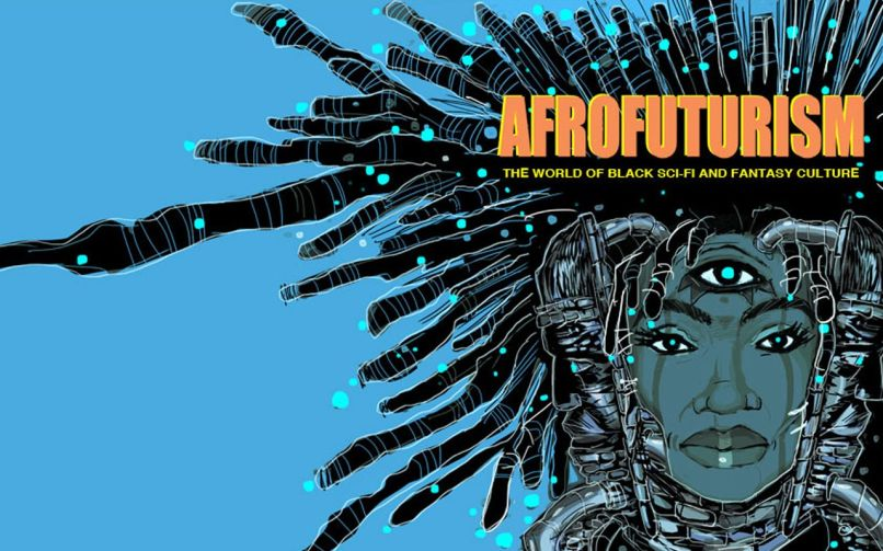 afrofuturism Growing Concerns Poetry Collective Share Origins of New Single Shout Across Mountains: Stream