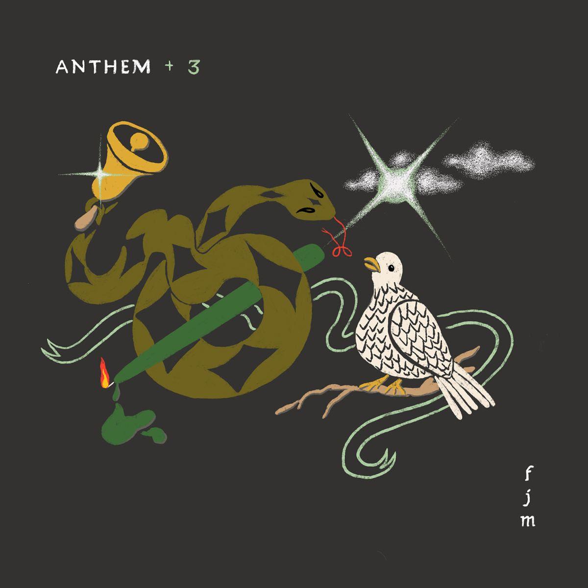 father john misty anthem +3 covers benefit ep bandcamp day leonard cohen