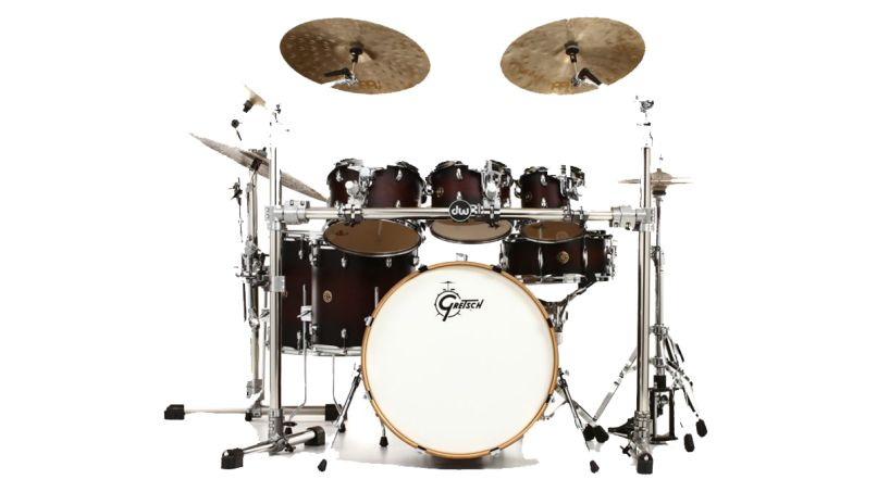 gretsch drums How to Recreate Phil Collins Legendary In the Air Tonight Drum Fill