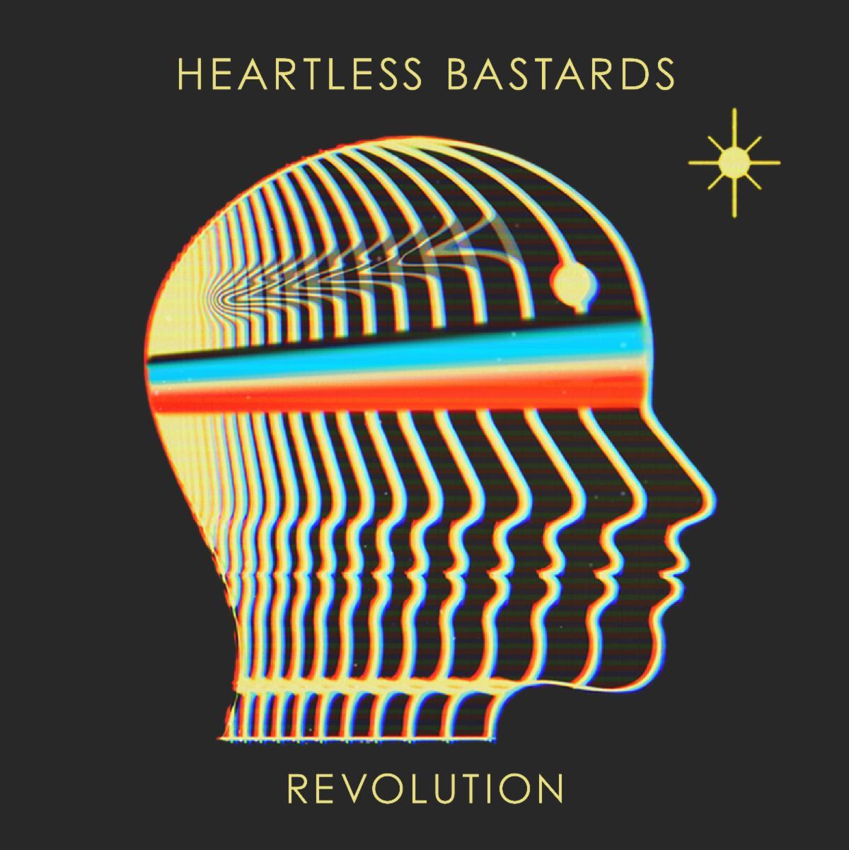 heartless bastards revolution song artwork Heartless Bastards Start a Revolution on First Single in Five Years: Stream