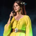 lana del rey Violent Bent Backwards Over The Grass spoken-word poetry album release date