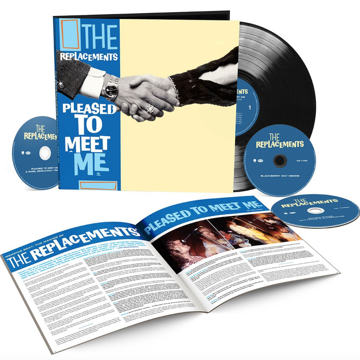 the replacements pleased to meet me box set art deluxe