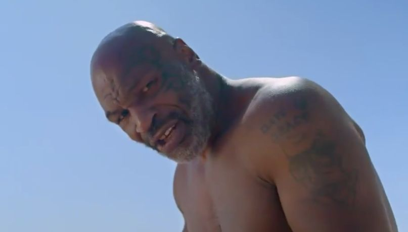 Tyson to Fight a Shark in Tyson v. Jaws
