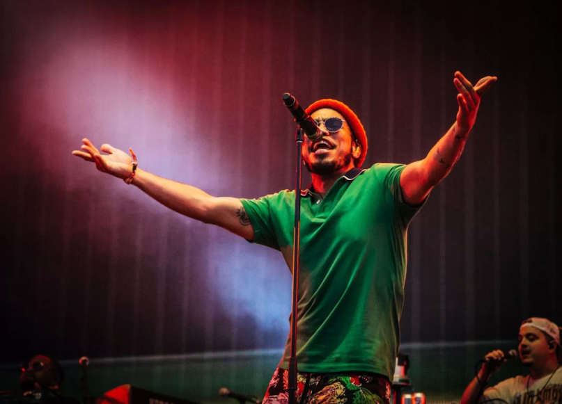 Anderson Paak, photo by Lior Phillips