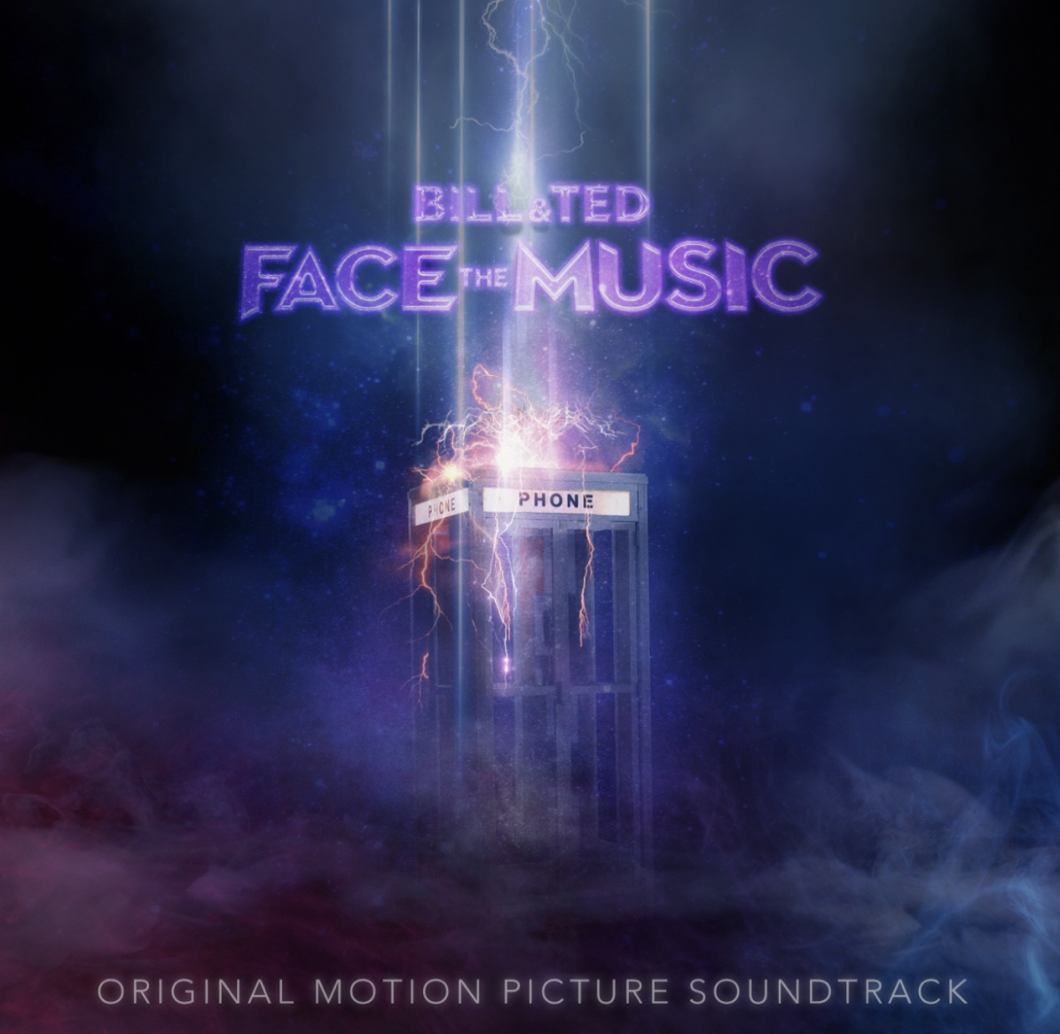 Bill & Ted Face the music original motion picture soundtrack weezer beginning of the end w