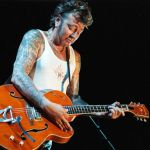 Brian Setzer Reverb store guitars amps guitar Gretsch, photo via Reverb