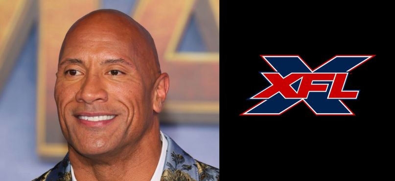 Dwayne Johnson to buy XFL