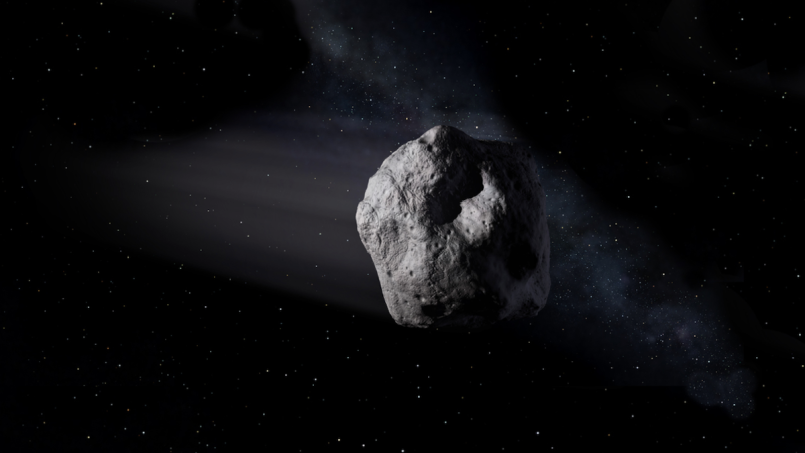 Election Day Asteroid NASA United States