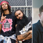 Flatbush Zombies James Blake Afterlife New Song Single Music Video watch stream