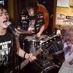 "Kids Perform ""Chop Suey"" as Christian metal song"
