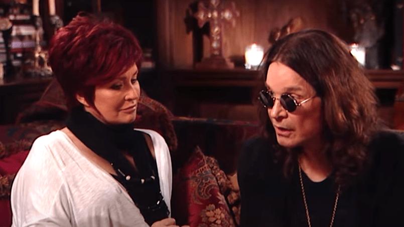 Sharon and Ozzy Osbourne biopic