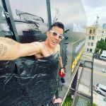 Steve-O, photo via Instagram