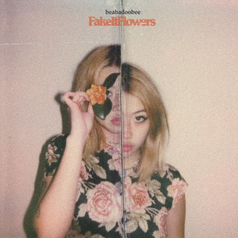 beabadoobee fake it flowers artwork cover Artist of the Month beabadoobee on Catching COVID: It Gave Me Space to Write Music