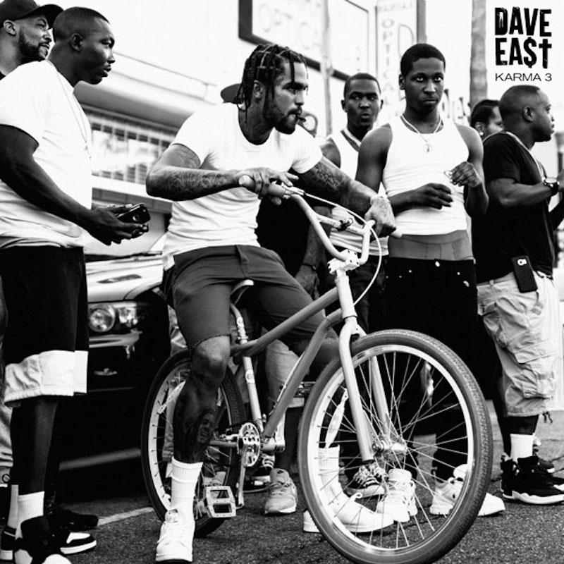 dave east karma 3 mixtape artwork Dave East Drops New Mixtape Karma 3: Stream