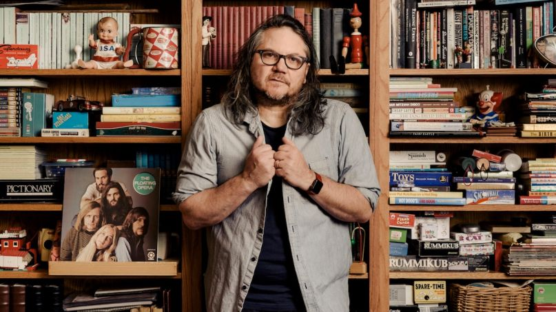 jeff tweedy wilco how to write one song book