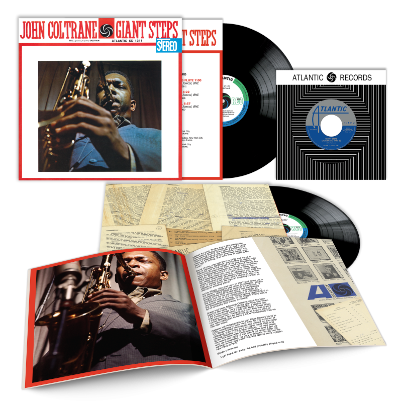 john coltrane giant steps 60th anniversary deluxe box set reissue