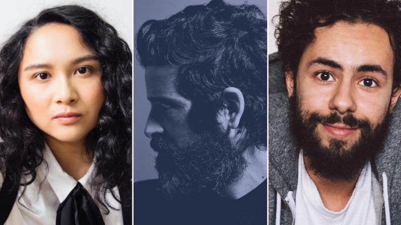 secretly-friends-of-album-single-series-devendra-ramy-youssef