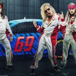 Steel Panther Drive-In Shows