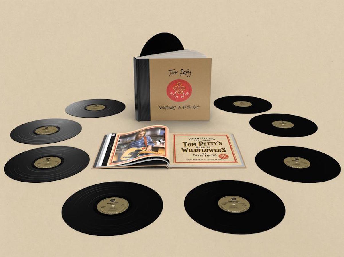 Tom Petty's Wildflowers Super Deluxe Reissue