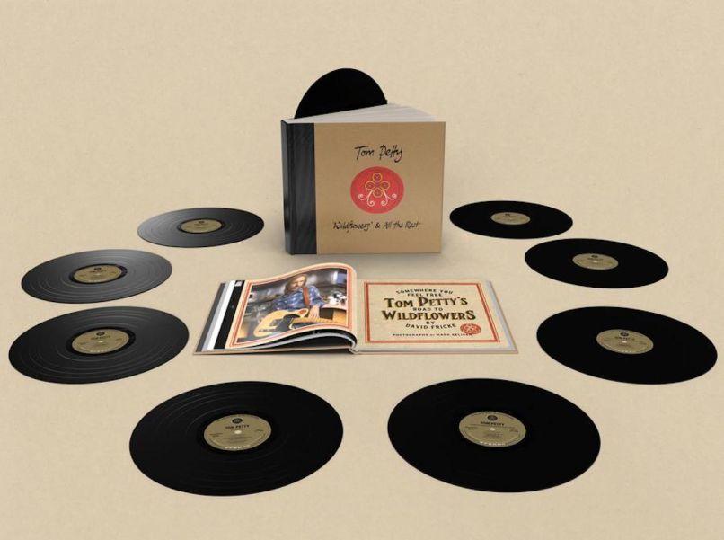 Tom Petty's Wildflowers Super Deluxe Reissue