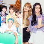 BTS Billboard charts and BLACKPINK stream Ice Cream Dynamite