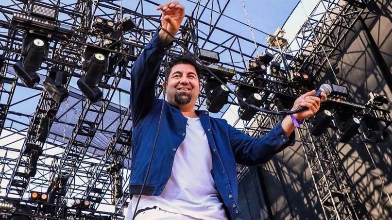 Chino Moreno of Deftones on Nu-Metal