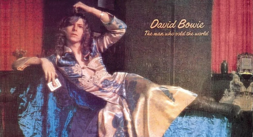 David Bowie's The Man Who Sold the World artwork