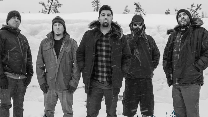 Deftones new album Ohms heavy metal hard rock stream