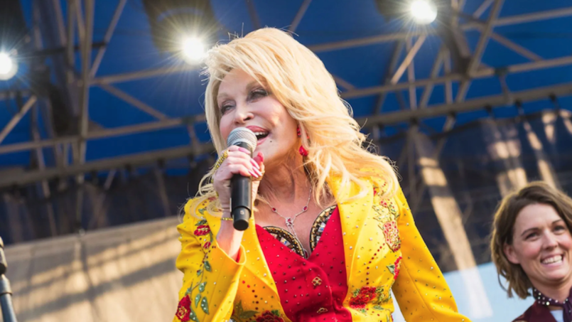 Dolly Parton Opens Up About Tattoo Rumor
