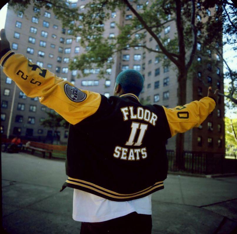 Floor Seats II by ASAP Ferg album artwork cover art