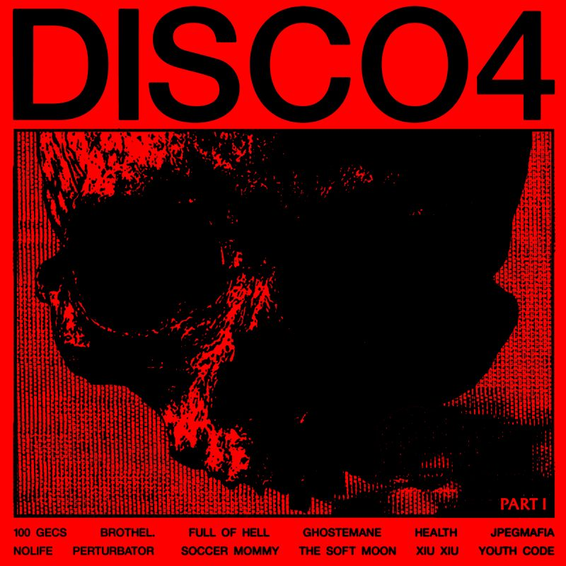 HEALTH DISCO4 Part 1 album art