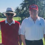 Kid Rock and Donald Trump