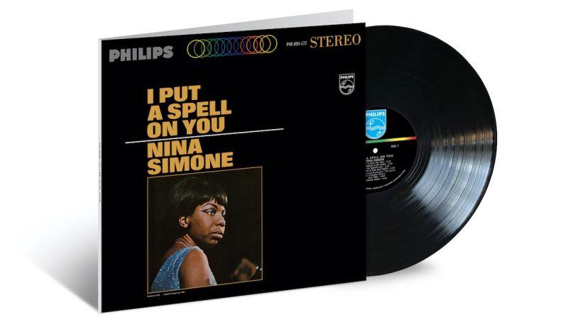 Nina Simone I Put a Spell on You vinyl