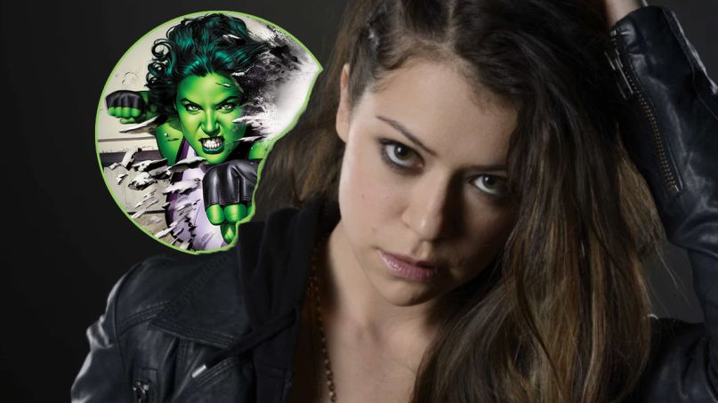 Tatiana Maslany she-hulk marvel cinematic universe disney+ tv series mcu show