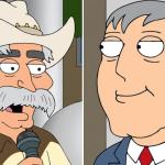 family guy adam west sam elliott new mayor