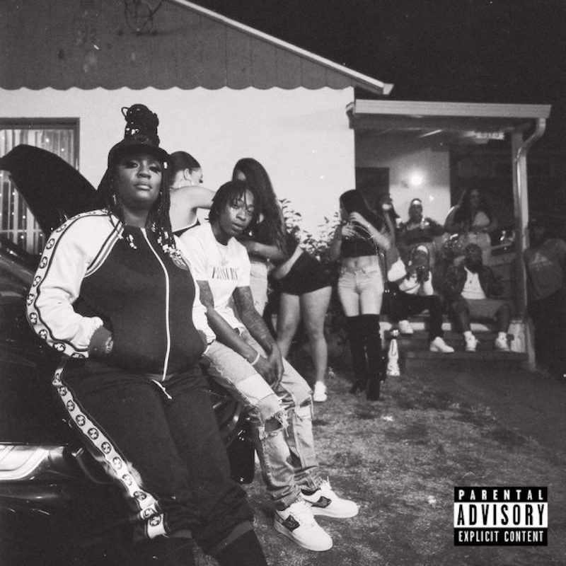 kamaiyah oakland nights artwork cover Kamaiyah Drops New Collaborative Mixtape Oakland Nights: Stream