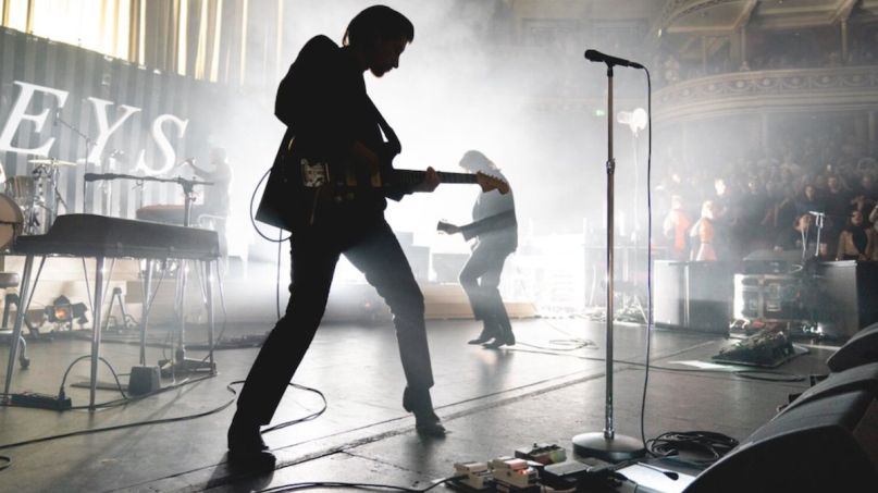 Arctic Monkeys – Live At The Royal Albert Hall album andy paradise