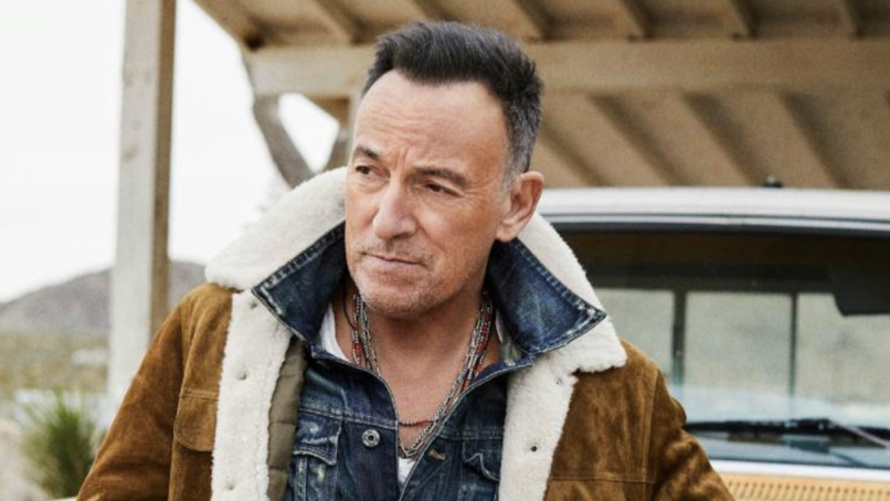 Bruce Springsteen anti-trump poem from my home to yours siriusxm speech radio