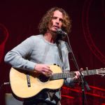 Chris Cornell tops chart