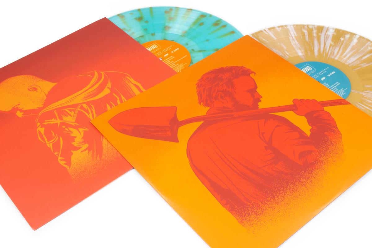 El Camino a Breaking Bad Movie soundtrack mondo vinyl sleeves
