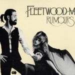 Fleetwood Mac's artwork for Rumours