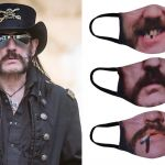 Lemmy Face Masks