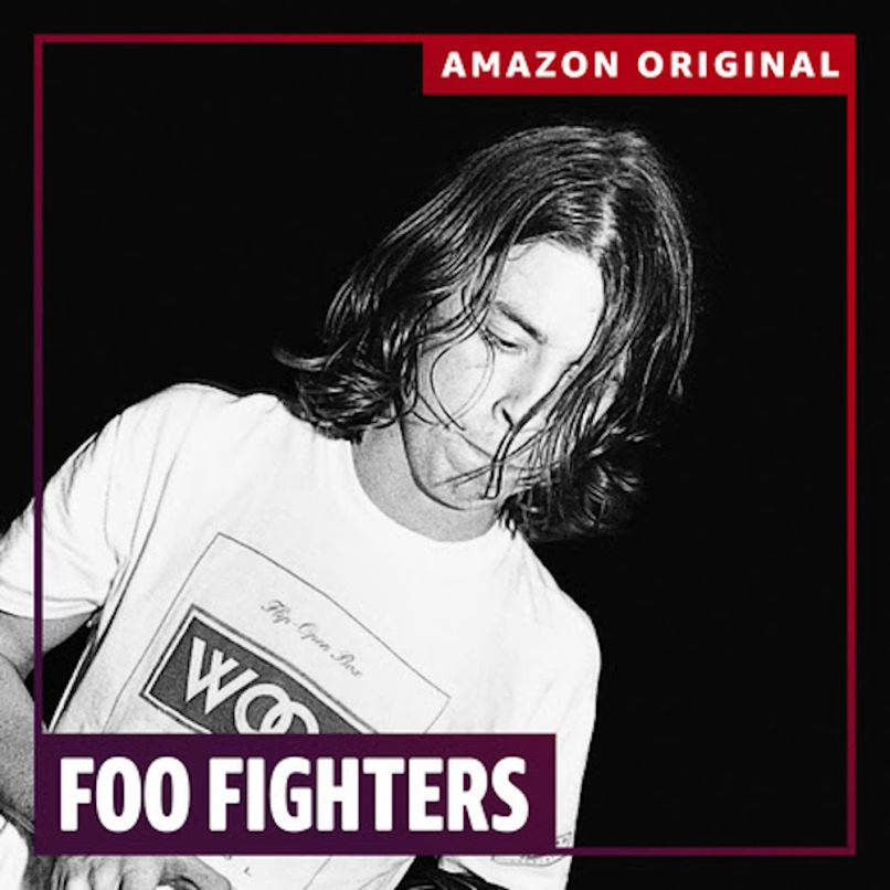 Live On the Radio 1996 EP by Foo Fighters album artwork cover art