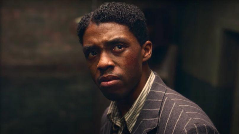 Chadwick Boseman in Ma Rainey's Black Bottom (Netflix)