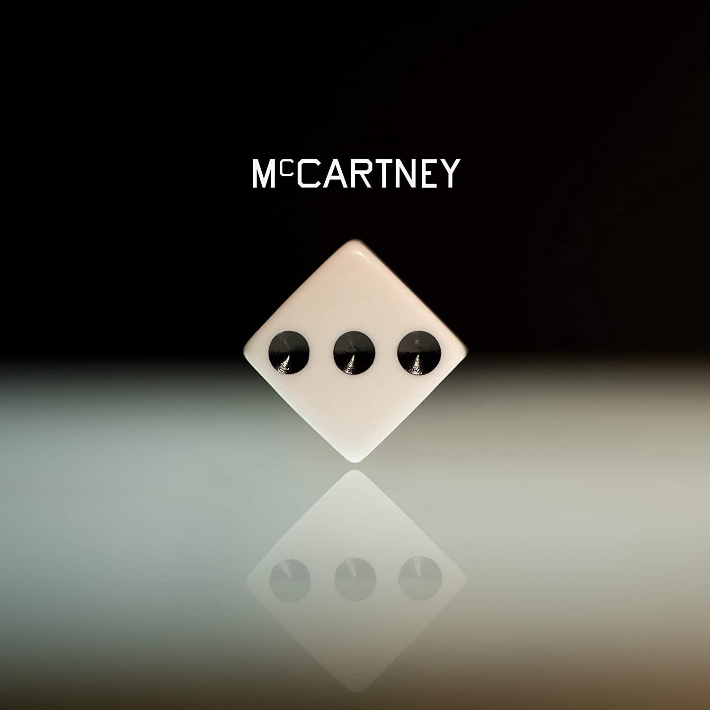 McCartney III album artwork