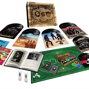 Motorhead Super Deluxe Ace of Spades Box Set