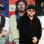 Statik Selektah Nas Joey Bada$$ Gary Clark Jr keep it moving new song stream single