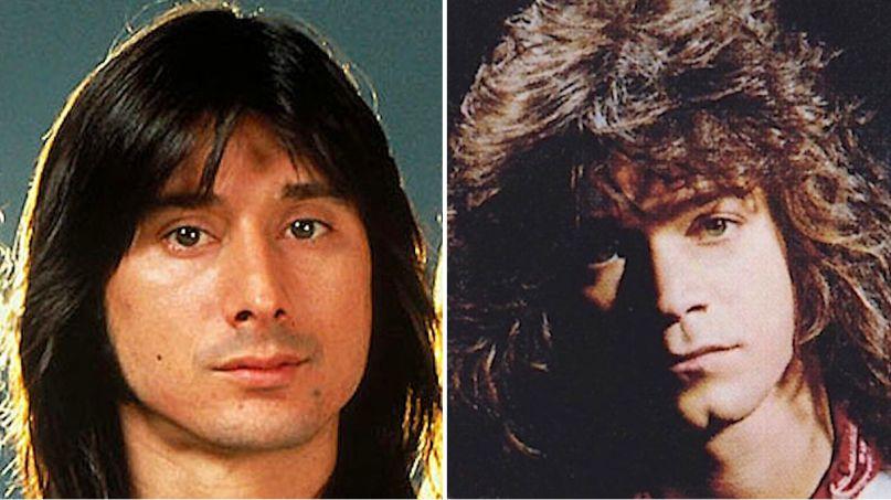 Steve Perry Van Halen singing gig